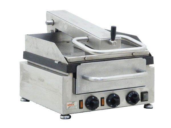 SILEX グリル&プレスマシーン S-120K/ステーキ、ハンバーグのパティなど ドイツ製【中古】