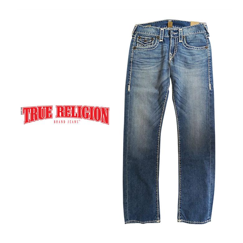 True Religion トゥルーレリジョン RICKY SUPERT 日本未発売 リッキー スーパーT W/FLAP ダブルフラップ