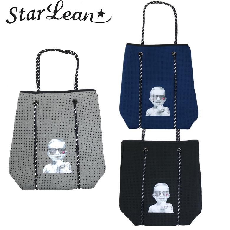 【StarLean】スターリアン ラバートート TOTE BAG トートバッグ カバン 鞄 バッグ BABY ベイビー メンズ レディース ユニセックス