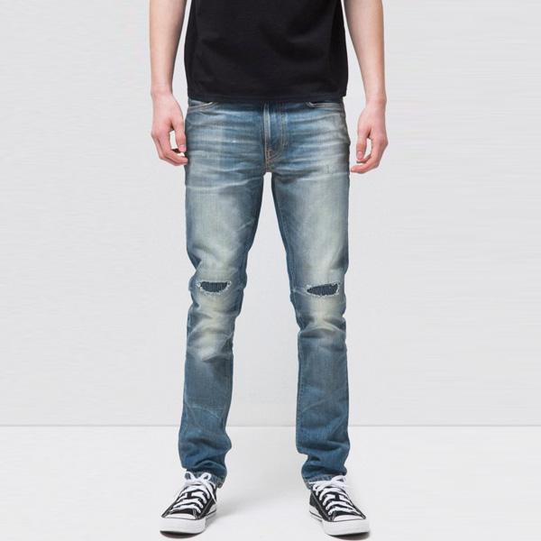 Nudie Jeans/ヌーディージーンズメンズ/Thin Finn 876/スリムジーンズMartin Replica 3/Length30(丈30)【あす楽対応_関東】112806030