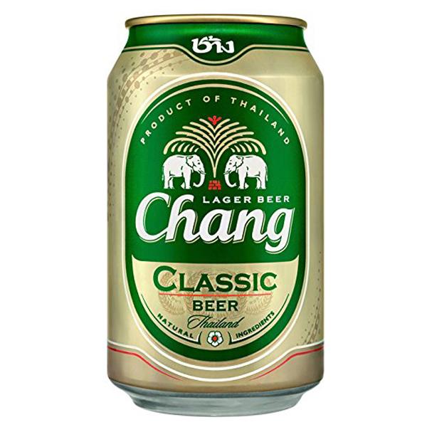 【本州のみ 送料無料】チャーン クラシックビール 330ml×3ケース(72本)《072》【家飲み】