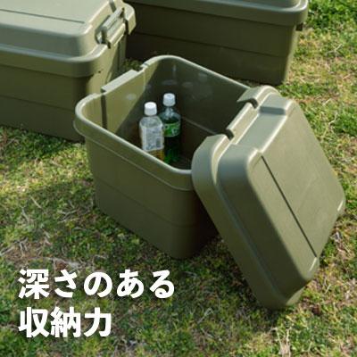 収納ボックス 30L キャンプ トランク アウトドア DIY 収納ケース ハード コンテナ スツール フタ付き ベンチ イス BOX カーゴ ガーデニング