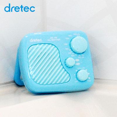 防災 防災ラジオ ラジオ 防滴 お風呂 防水 AM/FM スピーカー 音楽 風呂 おしゃれ かわいい 備え