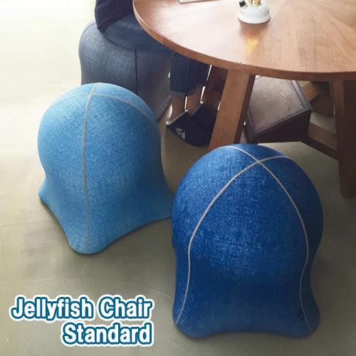 ジェリーフィッシュチェア / Jellyfish Chair Standard[バランスボール/椅子/エクササイズボール/ダイニングチェア/スパイス/ジェリーフィッシュ/チェア/チェアー/オフィス/スツール] 【あす楽対応】