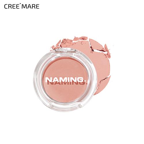推奨 クールなローズピンク ネイミング フラッフィーパウダーブラッシュPKS01 47657 コスメ cosme MAKEUP NAMING パウダーチーク ピンク 売買 ブラッシャー 韓国 韓国コスメ パウダー ローズ チーク