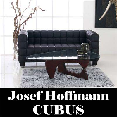 『5年保証』 【送料無料】ヨーゼフ・ホフマン(Josef CUBUS Hoffmann) L2 CUBUS L2 2人掛けソファー オフィス家具 デザイナーズ家具, ヨネスポ:3d407900 --- thepremiumshaadi.com