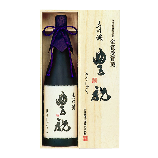 奈良県〈奈良豊澤酒造〉豊祝 大吟醸 お中元 1.8L-豊祝大吟醸1.8L 舗 F2 glm_Y141030200101