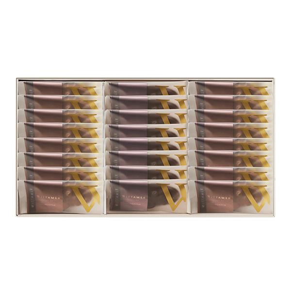 爆買いセール 〈ヴィタメール〉マカダミア 日本正規代理店品 ショコラ ミルクダーク E glm_C210407800040 -MDE-30W