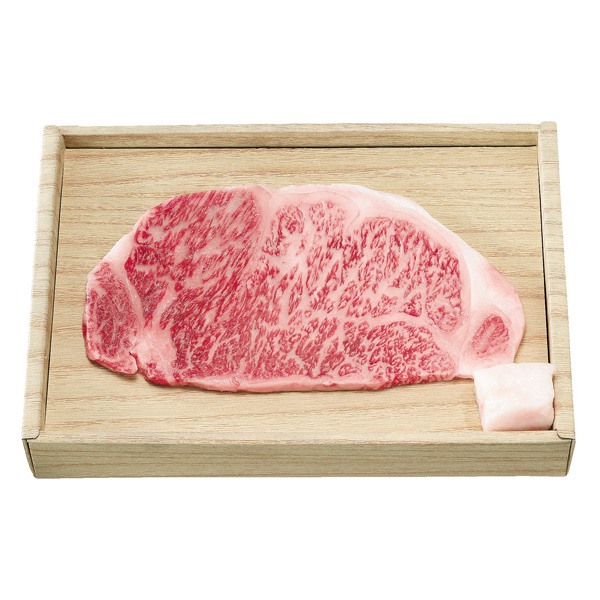 ◇〈鳥取和牛〉サーロインステーキ用-[コ]meat_Y190625100022