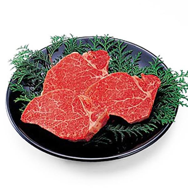 ◇〈国産黒毛和牛〉ヒレステーキ用-KT-10[コ]meat_Y190625100097