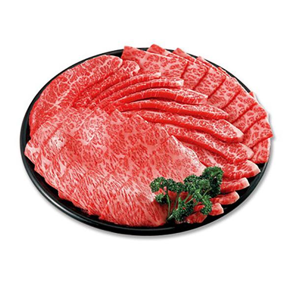 ◇〈国産黒毛和牛〉ロース・カルビ焼肉用-MY-10[コ]meat_Y190625100099