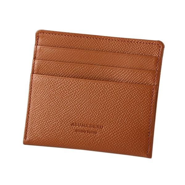 〈アスメデル〉ポケット財布-キャメル-14E-3801[ル]mens_Y181113100007003