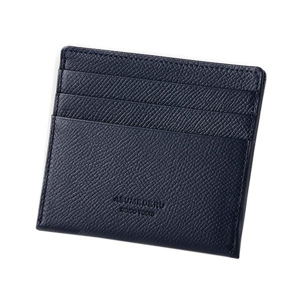 〈アスメデル〉ポケット財布-ネイビー-14E-3801[ル]mens_Y181113100007004