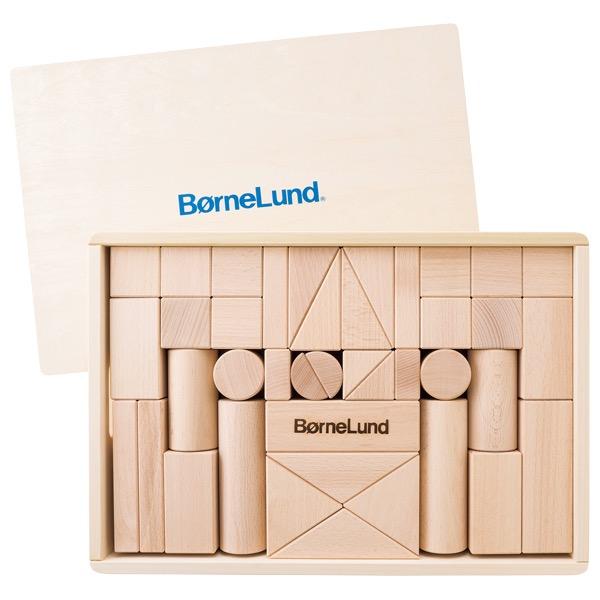 ボーネルンド オリジナル積み木M(40ピース)-[ヤ]_K200301100066