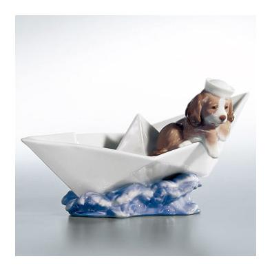 〈リヤドロ〉お舟に乗って01006642[モ]kuin_Y150617100023_0_0_0