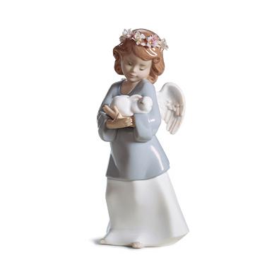 〈リヤドロ〉天使の宝もの01006856[モ]kuin_Y150617100034_0_0_0