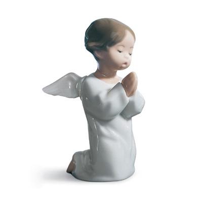 〈リヤドロ〉可愛いお祈り01004538[モ]kuin_Y150617100040_0_0_0