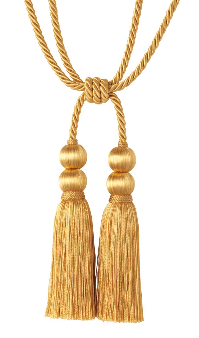 D Luxe Maru Tassel Gold Rakuten Global Market