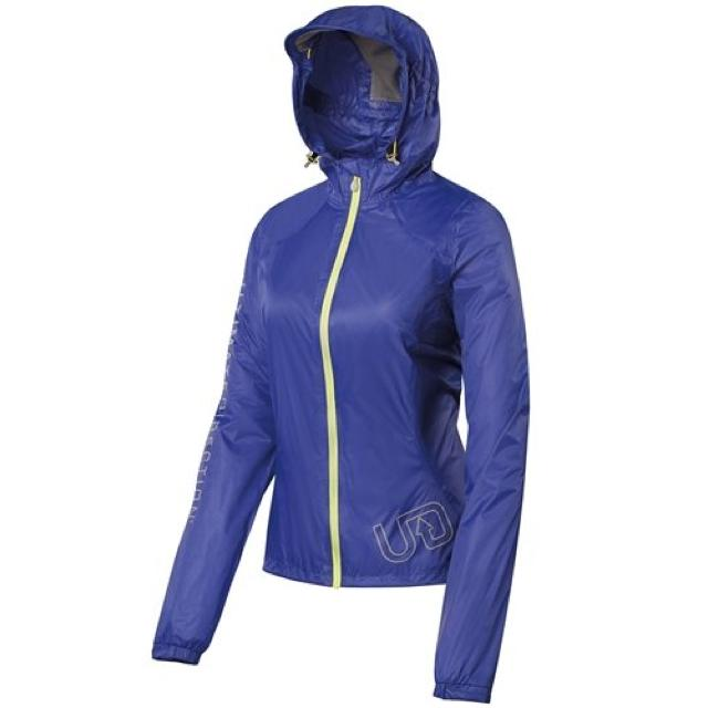 ULTIMATE DIRECTION (アルティメイトディレクション) ULTRA JACKET Women's XS Indigo 83602515IN