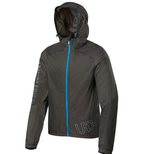 ULTIMATE DIRECTION (アルティメイトディレクション) ULTRA JACKET Men's L Graphite 82602515GPH