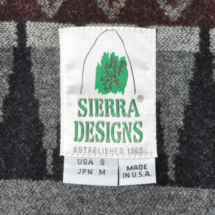 SIERRA DESIGNS シエラデザインズ PENDLETON LINED MOUNTAIN PARKA ペンドルトンラインドマウンテンパーカー 7922 Green