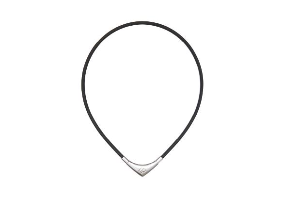 Colantotte(コラントッテ) タオ ネックレス ベガ TAO VEGA ブラック Mサイズ (43cm)