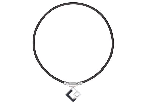 Colantotte(コラントッテ) TAO ネックレス AURA ブラック Lサイズ(47cm)