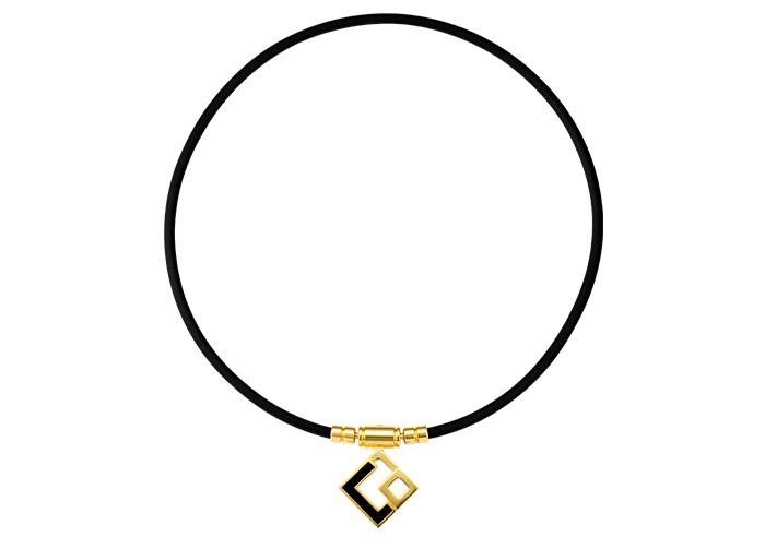 Colantotte(コラントッテ) TAO ネックレス AURA プレミアムゴールド Mサイズ(43cm)