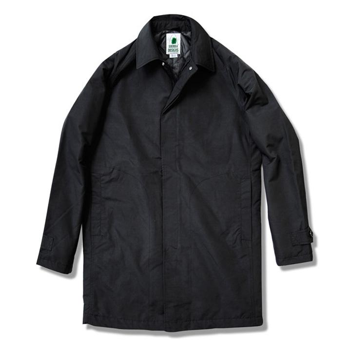 SIERRA DESIGNS シエラデザインズ INSULATION TACOMA COAT インシュレーションタコマコート 8105 Black