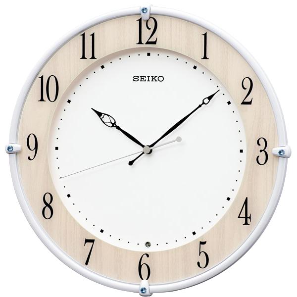 北海道 沖縄 離島配送不可 KX242B 電波掛時計 SEIKO セイコー 最新号掲載アイテム 壁掛時計 電波時計 かけ時計 販売期間 限定のお得なタイムセール 電波壁掛け 壁掛け電波時計 壁掛け時計 電波掛け時計