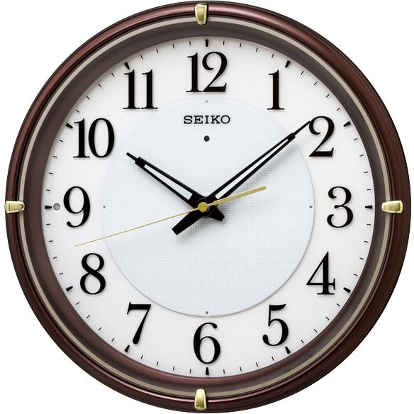 北海道 沖縄 離島配送不可 お取り寄せ KX233B 電波掛時計 SEIKO セイコー 新着 電波壁掛け 光センサーによる自動全面点灯 壁掛け時計 壁掛時計 壁掛け電波時計 電波掛け時計 かけ時計 即出荷 電波時計
