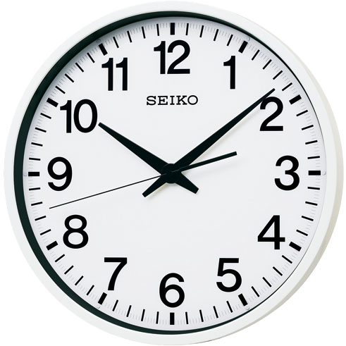 お取り寄せ 【北海道・沖縄・離島配送不可】GP201W SEIKO セイコー 衛星電波掛時計 セイコー時計/電波掛け時計/電波掛時計/壁掛時計/かけ時計/壁掛け電波時計/電波壁掛け時計