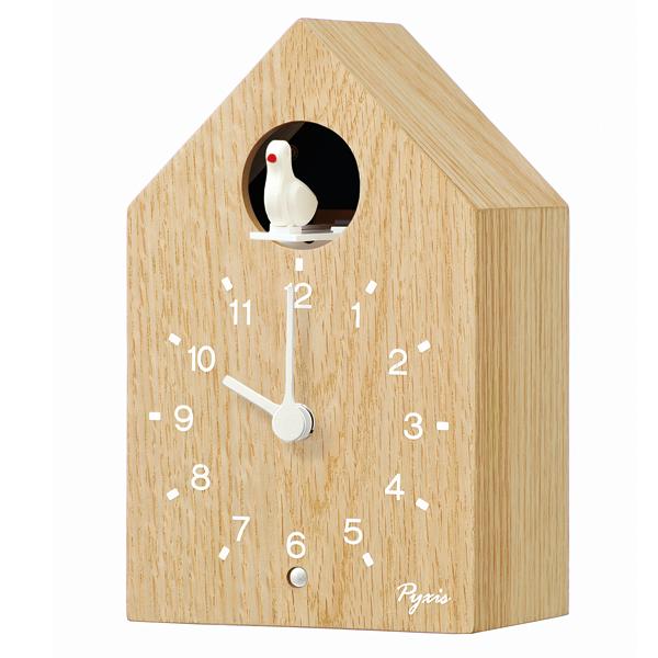 北海道 沖縄 離島配送不可 お取り寄せ NA609A 掛置兼用かっこう時計 SEIKO 限定価格セール セイコー PYXIS 直営店 卓上時計 掛置き兼用時計 壁掛時計 置き時計 壁掛け時計 報時付 置時計 壁かけ時計 掛置兼用時計