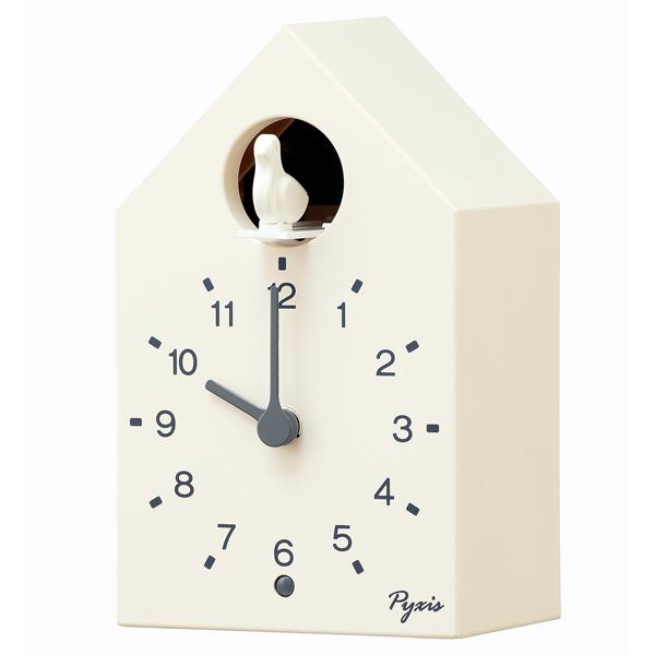 新作送料無料 北海道 沖縄 離島配送不可 お取り寄せ NA610W 掛置兼用かっこう時計 新生活 PYXIS SEIKO セイコー 掛置兼用時計 壁掛け時計 置時計 卓上時計 置き時計 掛置き兼用時計 テーブルクロック デスククロック 壁かけ時計 壁掛時計