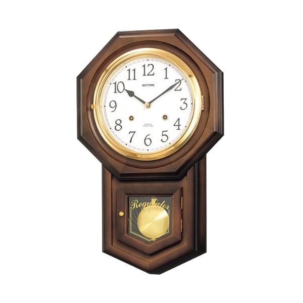 お取り寄せ 4MJ770RH06 フィオリータR リズム時計 掛時計 壁掛け時計 壁掛時計 壁かけ時計【送料無料(北海道1000円沖縄2000円別途加算)】