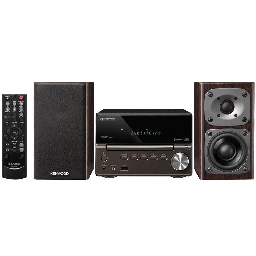 【北海道・沖縄・離島配送不可】XK-330-B Compact Hi-Fi System コンポ ケンウッド XK330B ブラック【KK9N0D18P】