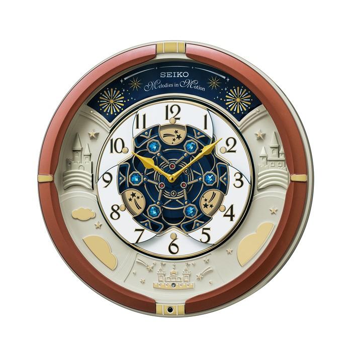 お取り寄せ RE601B からくり時計 SEIKO セイコー 壁掛け時計 壁掛時計 壁かけ時計【送料無料(北海道1000円沖縄2000円別途加算)】