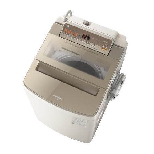【日時指定不可】【離島配送不可】NA-FA100H6-T 全自動洗濯機 Panasonic パナソニック 洗濯・脱水容量10kg NAFA100H6T ブラウン 【送料無料(北海道1000円沖縄16000円別途加算)】