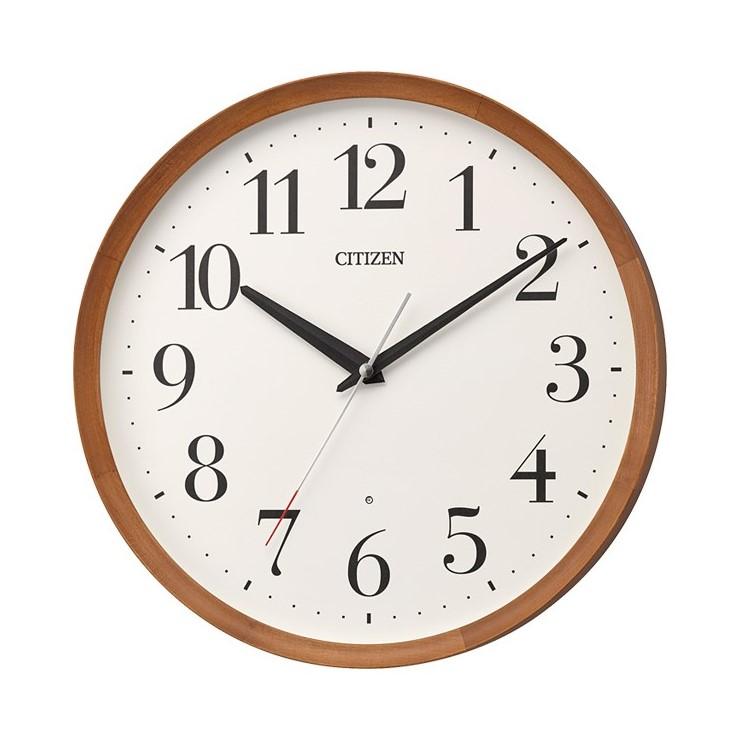 お取り寄せ 8MY535-006 電波掛時計 CITIZEN シチズン 8MY535006 壁掛け時計 電波時計 電波掛け時計 電波掛時計 壁掛時計 かけ時計 壁掛け電波時計 電波壁掛け
