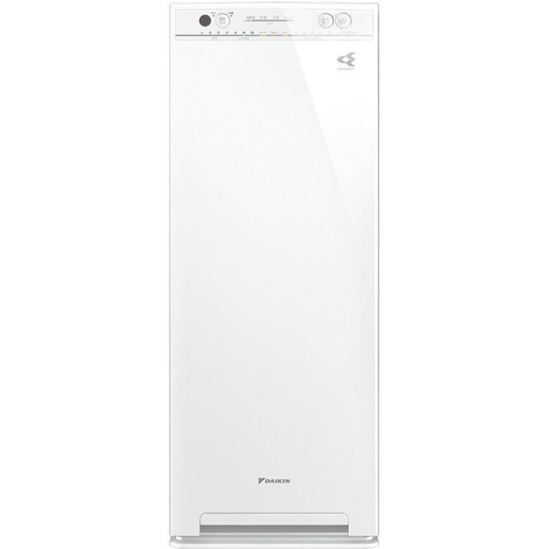 ACK55V-W 加湿ストリーマ空気清浄機 DAIKIN ダイキン スリムタワー型 ACK55VW ホワイト 【送料無料(北海道1000円沖縄2000円別途加算)】