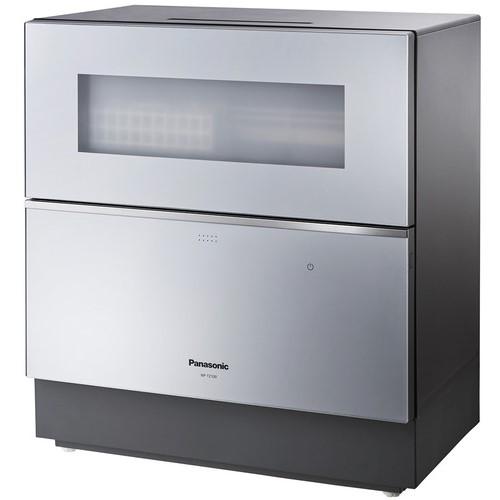 【時間指定不可】【離島配送不可】NP-TZ100-S 食器洗い乾燥機 Panasonic パナソニック NPTZ100S シルバー 【送料無料(北海道1000円沖縄6000円別途加算)】
