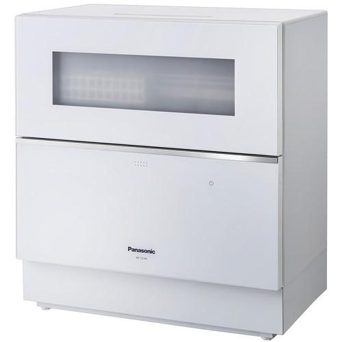 【時間指定不可】【離島配送不可】NP-TZ100-W 食器洗い乾燥機 Panasonic パナソニック NPTZ100W ホワイト 【送料無料(北海道1000円沖縄6000円別途加算)】