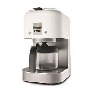 【北海道・沖縄・離島配送不可】COX750J-WH ドリップコーヒーメーカー DeLonghi デロンギ ケーミックス COX750JWH クールホワイト 【KK9N0D18P】
