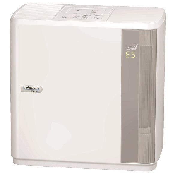 【北海道・沖縄・離島配送不可】HD-9018-W 加湿器 DAINICHI ダイニチ HDシリーズ ハイブリッド式 HD9018W ホワイト