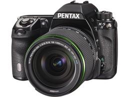 PENTAX / ペンタックス PENTAX K-5 II 18-135WR レンズキット 【デジタル一眼カメラ】【送料無料】