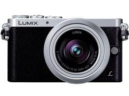 ★Panasonic / パナソニック ミラーレス一眼カメラ LUMIX DMC-GM1K-S レンズキット [シルバー]