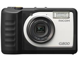 RICOH / リコー 防水・防塵・業務用デジタルカメラ RICOH G800 【デジタルカメラ】【送料無料】