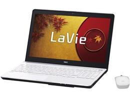 ★NEC LaVie S LS550/TSW PC-LS550TSW [エクストラホワイト]