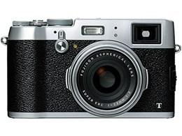 FUJIFILM / 富士フイルム FUJIFILM X100T Silver 【デジタルカメラ】【送料無料】