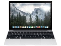 ★アップル / APPLE MacBook 1100/12 MF855J/A [シルバー]